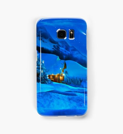 Home for Christmas Samsung Galaxy Case/Skin