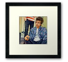Bob - Highway 61 Framed Print