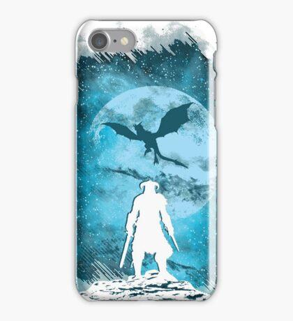 skyrim17 iPhone Case/Skin