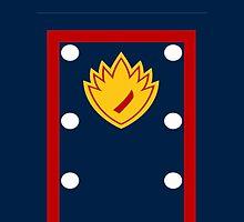 Star Lord Comic Costume Design by zenogaias