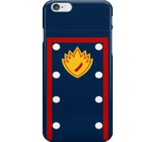Star Lord Comic Costume Design iPhone Case/Skin