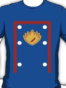 Star Lord Comic Costume Design T-Shirt