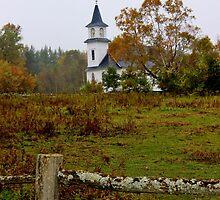 Riverside Presbyterian Church by Kathleen Daley
