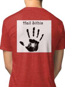 Hail Sithis Tri-blend T-Shirt