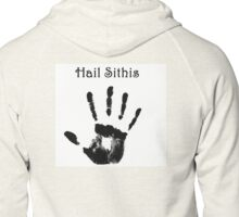 Hail Sithis Zipped Hoodie