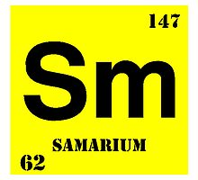 Samarium by kwg2200