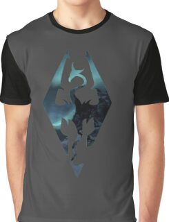 skyrim20 Graphic T-Shirt