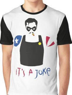 A Joke Graphic T-Shirt