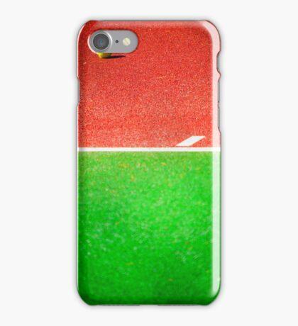 Yellow tennis ball iPhone Case/Skin
