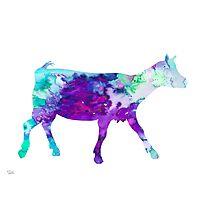 Goat 2 Photographic Print