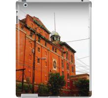 Green Top iPad Case/Skin