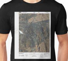 USGS TOPO Map Colorado CO Green Mountain 20110127 TM Unisex T-Shirt