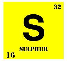 Sulphur by kwg2200