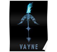 Vayne - Crossbow Poster