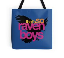 That's So Raven Boys Tote Bag