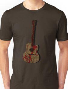 Ellie's guitar - The Last Of Us Unisex T-Shirt