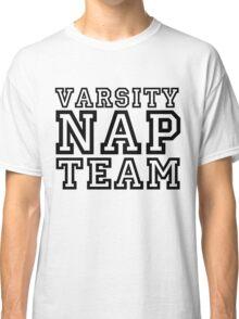 Varsity Nap Team Classic T-Shirt