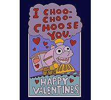 The Simpsons: I choo choo choose you Photographic Print