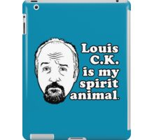 Louis C.K. is my Spirit Animal iPad Case/Skin