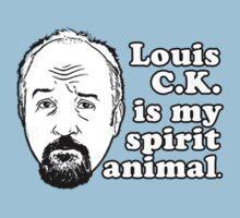 Louis C.K. is my Spirit Animal by TohruRokuno