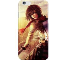 The World She Saw iPhone Case/Skin
