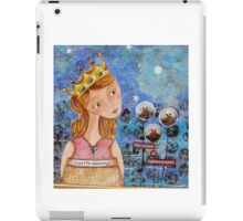 The Crown of Righteousness iPad Case/Skin