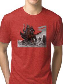 skyrim27 Tri-blend T-Shirt