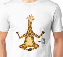 Giraffe Zenimal Unisex T-Shirt