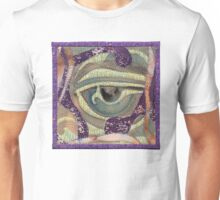 QUILTED EYE Unisex T-Shirt