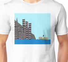 Hong Kong Skyline Unisex T-Shirt