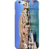 Halki Harbour Front iPhone Case/Skin