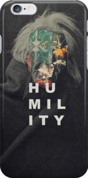 Humility by Frank  Moth