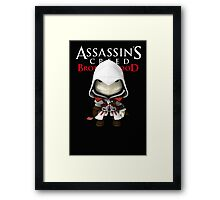 Assassin's Creed Little Big Planet Framed Print