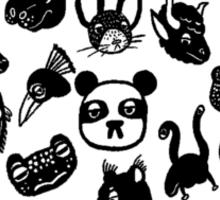 Blahnimals Sticker