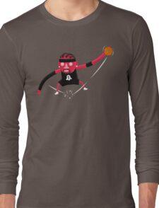 Alien Iverson Long Sleeve T-Shirt