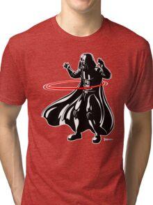 Darth Vader loves to Hula Hoop Tri-blend T-Shirt