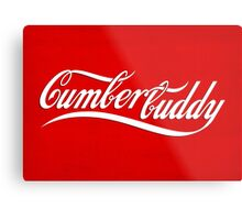 Cumberbuddy Metal Print