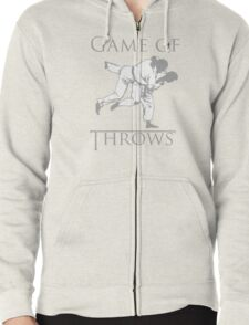 Game of Throws Zipped Hoodie