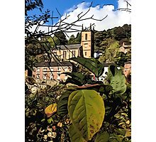 IRONBRIDGE ENGLAND (F) Photographic Print