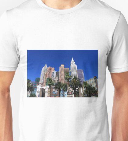 Las Vegas Strip Unisex T-Shirt