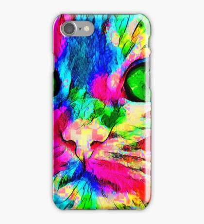 Pixel Kitty iPhone Case/Skin