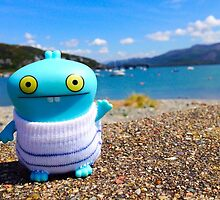 Babo's seaside vacation by FendekNaughton
