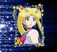 Sailor Moon Crystal by Rickykun