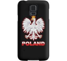 Poland - Polish Coat of Arms - White Eagle Samsung Galaxy Case/Skin