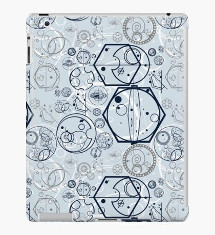 Gallifrey Symbols iPad Case/Skin