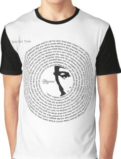 The Courteeners Graphic T-Shirt
