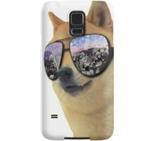 Big Money Doge Samsung Galaxy Case/Skin