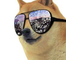 Big Money Doge by Poyo