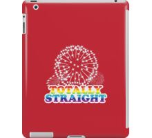 Totally Straight: Fireworks Extravaganza iPad Case/Skin