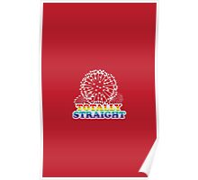 Totally Straight: Fireworks Extravaganza Poster